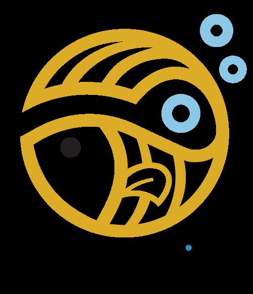 bumblefish creative logo